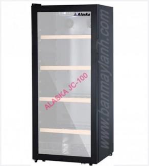 Tủ bảo quản và ướp rượu ALASKA 100 CHAI JC-100