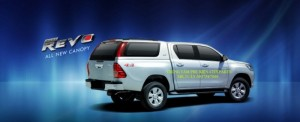 Nắp thùng xe bán tải cho Ranger, Mazda BT50,...