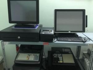 Bộ Máy bán hàng cảm ứng