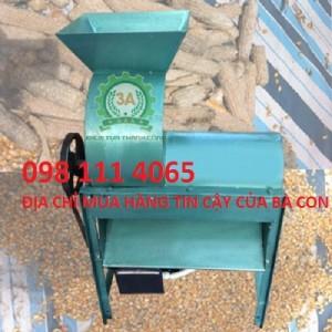 Chuyên cung cấp máy tách hạt ngô 3A 2,2KW ( kiểu tròn) giá rẻ