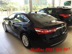 Xe Toyota Avalon Limited