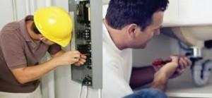 Sửa chữa, làm mới hệ thống điện nước