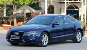 Xe Audi A5 Sportback 2013