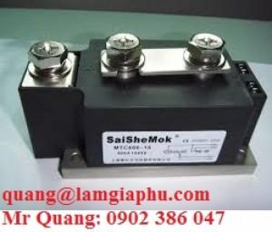 Chỉnh Lưu Saishemok Thyristor MTC500A1600V