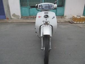 Xe Max 3 màu trắng, xe đẹp, bstp, bánh mâm 5...