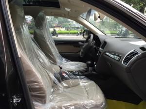 Xe Audi q5 màu nâu 2.0t 2015 full option