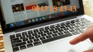Thay bàn phím Macbook pro, Air chính hãng tại Đà Nẵng