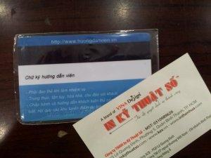 In thẻ nhựa cấp tốc | In thẻ từ