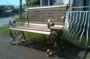 Ghế băng dài sân vườn