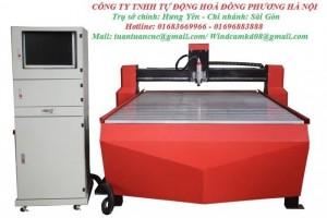 Máy CNC 1325-1 quảng cáo giá rẻ.