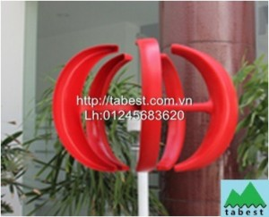 Máy phát điện gió, Phong điện 12V- 400W