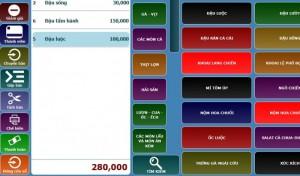 Phần mềm quản lý bán hàng cho quán ăn, nhà hàng, cafe tại hà nội