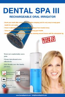 Tăm nước Dental Spa III