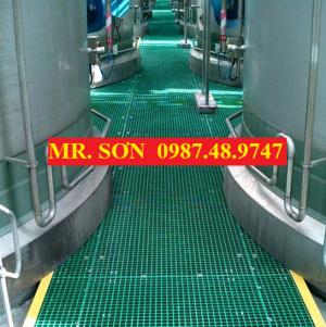 Sàn composite, nắp đậy mương grating , nắp đậy mương thoát nước
