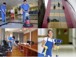Vệ sinh công nghiệp – SASA Clean – SASA Thăng Long
