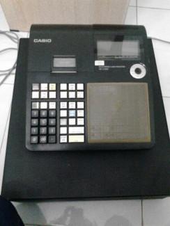 Thanh lý máy tính tiền dùng cho quán cafe, quán ăn, quán nhậu, trà sữa .. Casio SE C300, casio TE 2400