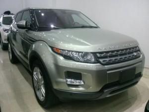 Landrover Range Rover Evoque Premium Model...