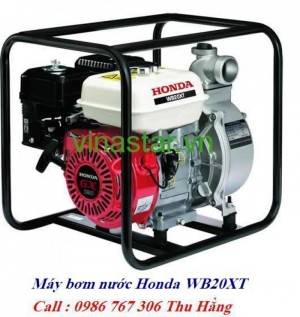 Máy bơm nước chạy xăng Honda,động cơ GX160 giá tốt nhất.