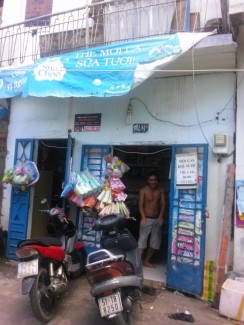 Nhà bán 25m Bình Thạnh