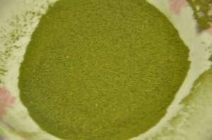 Bột trà xanh nguyên chất Thái Nguyên
