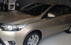 Khuyến mãi xe Toyota Vios G