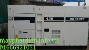 Bán máy phát điện 125 kva tại Hải Dương