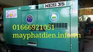 Bán máy phát điện 35 kva tại Hải Phòng