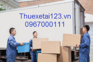 Taxi tải chuyển nhà trọn gói giá rẻ Hà Nội