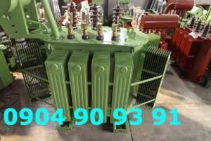 Máy biến áp 100kva,160kva,250kva,320kva,400kva,560kva...Máy biến áp đông anh EEMC.EVN-1500-22/0.4