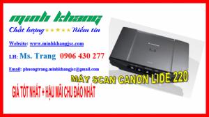 Máy Scan Canon Lide 220, Scanner/ Máy quét Canon lide 220, Máy scan Canon