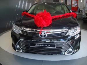 Xe Toyota Camry 2.0E giao ngay, ưu đãi