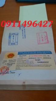 Xin visa du lịch 1 tháng cho người nước ngoài