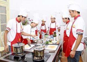 Trung tâm dạy nghề nấu ăn tại Đà Nẵng