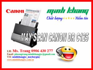 Máy Scan hai mặt Canon DR-C125