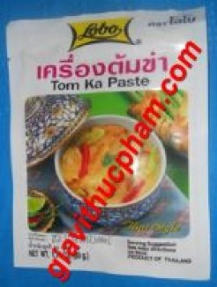 Gia vị súp Tom Kha Gai