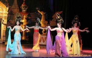 Tour Thailand Giá Sốc 5,4tr Dự  Lễ Hội Loykrathong 5N4D