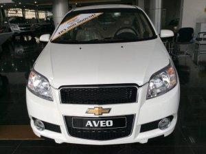 Chevrolet Aveo 1.5 LTZ