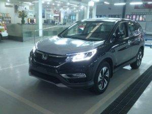 Honda Crv 2017 Màu Đen