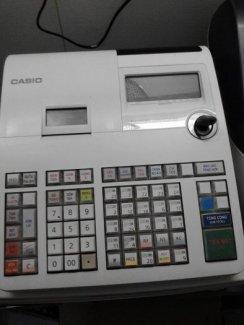 Máy tính tiền casio cho quán ăn