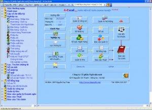 Phần mềm kế toán TTVSOFT – Chi phí thấp – Hiệu quả cao