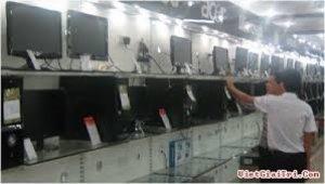 Thu mua máy vi tính cũ ở Tp . HCM
