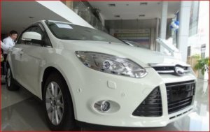 Ford Focus AT 2015
