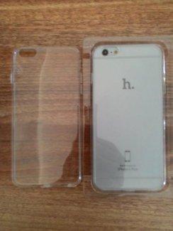 Ốp lưng IPhone 6 Plus Silicon dẻo kiểu dáng thời trang