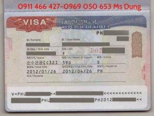 Dịch vụ làm visa thương mại
