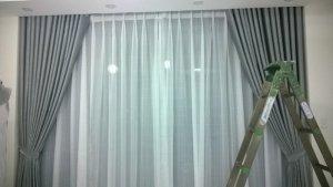 Nhận may mành rèm tại nhà