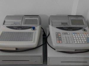 Máy tính tiền casio cũ 97% giống như mới bán giá rẻ, bảo hành như máy mới