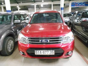 Bán Ford Everest 4x2 MT sx 2013 form mới bstp