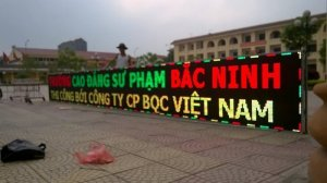 Chuyên làm biển quảng cáo led giá rẻ tại Hà Nội