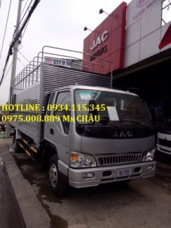Giá xe tải Jac 6T4/ 6 TẤN 4/ 6,4 tấn/ 6 tấn 4 khuyến mãi lớn với nhiều ưu đãi.