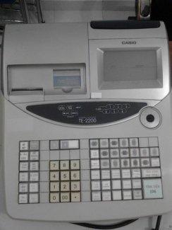 Máy tính tiền casio TE 2200 Trên Toàn Quốc